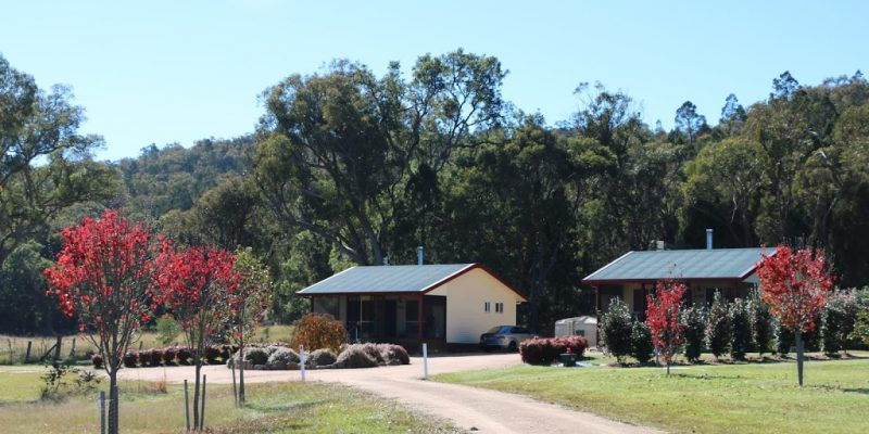 Maric Park Cottages